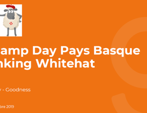 SEOCamp Day Pays Basque – Netlinking Whitehat