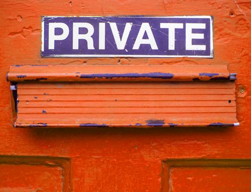 L'e-privacy, un sujet trop peu discuté ?