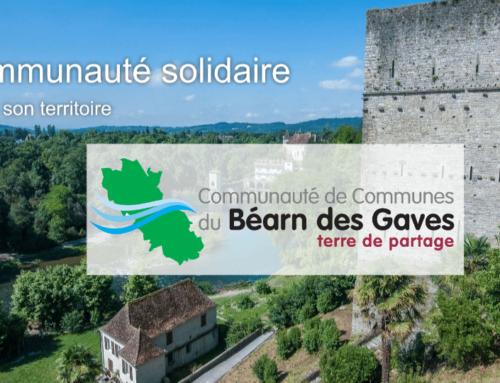 Case study la Communauté de Communes du Béarn des Gaves
