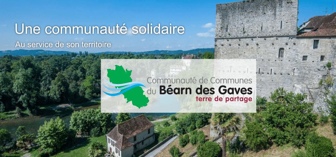 Communauté de communes Béarn des Gaves - Mise en avant