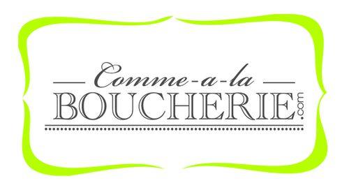 Logo Comme à la Boucherie
